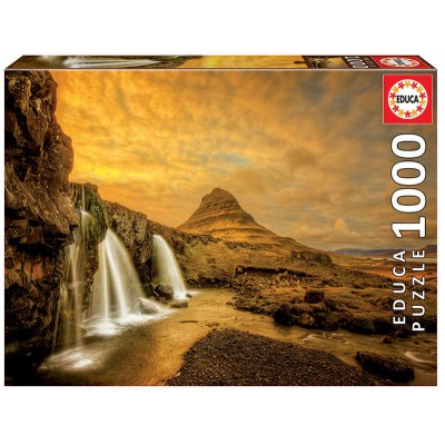 PUZZLE 1000 Pzas ICELAND LANDSCAPE - Educa 17971
