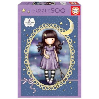 PUZZLE 500 PIEZAS CATCH A FALLING STAR GORJUSS - EDUCA 17990