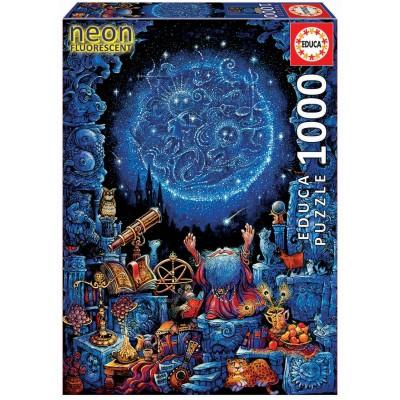PUZZLE 1000 PZS EL ASTROLOGO NEON - EDUCA 18003