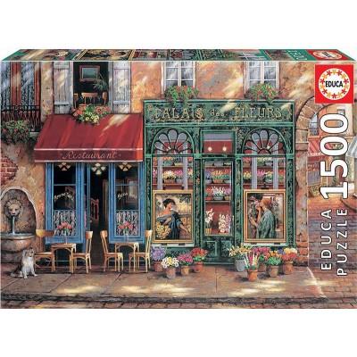PUZZLE 1500 PZS PALAIS DES FLEURS - EDUCA 18004