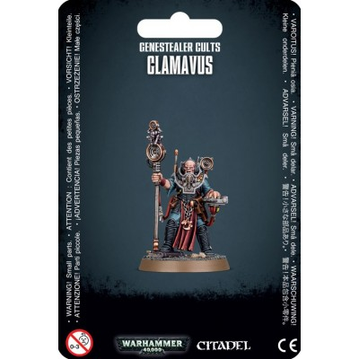 GENESTEALER CULTS CLAMAVUS - GAMES WORKSHOP 51-45