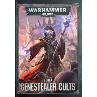CODEX CULTO GENESTEALER EN ESPAÑOL - GAMES WORKSHOP 51-40-03