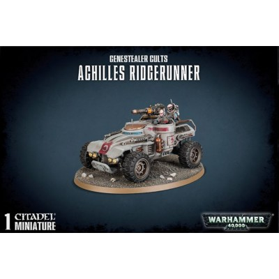 GENESTEALER CULTS ACHILLES RIDGERUNNERS - GAMES WORKSHOP 51-61