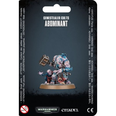 GENESTEALER CULTS ABOMINANT - GAMES WORKSHOP 51-59