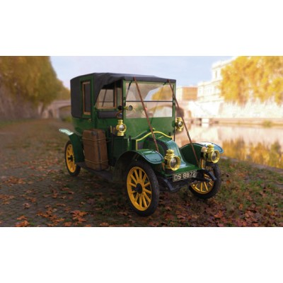 RENAULT Type AG 1910 TAXI Londres 1/24 ICM 24031