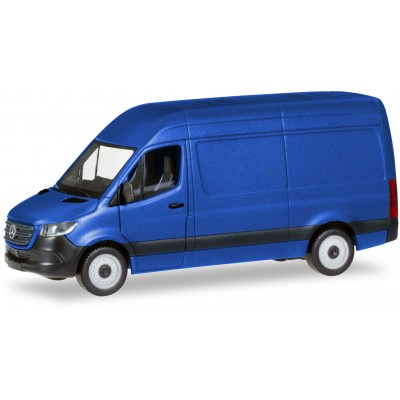 MERCEDES-BENZ SPRINTER 18 (Azul) - Herpa 093811