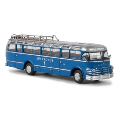 """AUTOBUS SAURER 5 GVF-U """"Ausrobus"""" - Brekina 58061"""