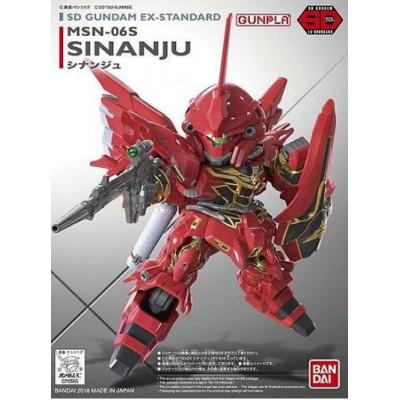 SD MSN-06S SINANJU - BANDAI 5055616