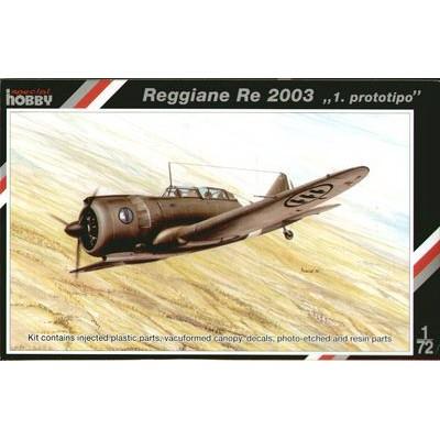REGGIANE Re.2003 - 1/72 - Special Hobby SH72135
