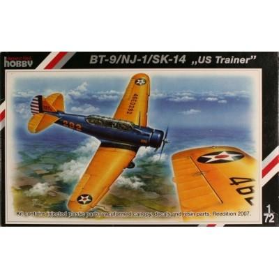 NORH AMERICAN BT-9 / NJ-1 -1/72- Special Hobby 72069