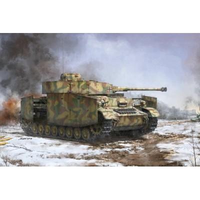 CARRO DE COMBATE SD.KFZ.161 Ausf. G Mid/Late PANZER IV - 1/35 - Border Model BT001