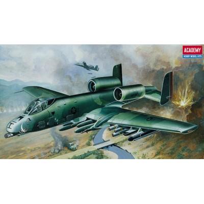 FAIRCHILD REPUBLIC A-10A THUNDERBOLT II - ESCALA 1/72 - ACADEMY 12453