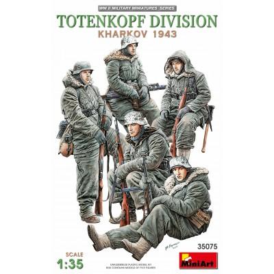 DIVISION TOTENKOPF ( KHARKOV 1943 ) -1/35- MiniArt Model 35075