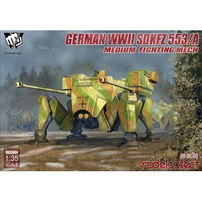 Fist of War: MECH MEDIO Sd.kFZ. 553/A -1/35- Modelcollect UA35004