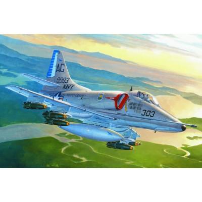DOUGLAS A-4 E Skyhawk 1/72 - Hobby Boss 87254