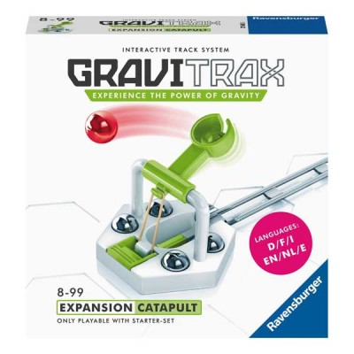 GRAVITRAX SET EXPANSION CATAPULT - RAVENSBURGER 27603