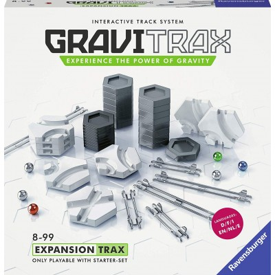 GRAVITRAX SET EXPANSION TRAX - RAVENSBURGER 27601