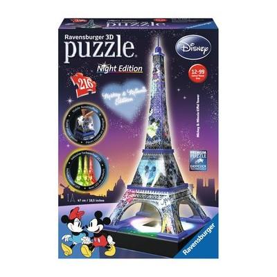 PUZZLE 3D 216 pzas TORRE EIFFEL DISNEY - RAVENSBURGER 12520