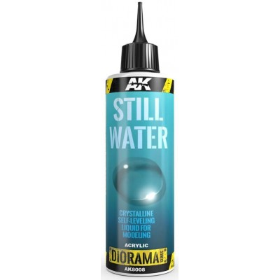 DIORAMA Series: STILL WATER (250 ml) - AK 8008
