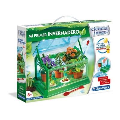 MI PRIMER INVERNADERO - CLEMENTONI 55214