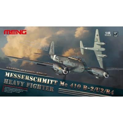 MESSERSCHMITT Me-410 B-2 / U2 / R2 -1/48- Meng Model LS-004