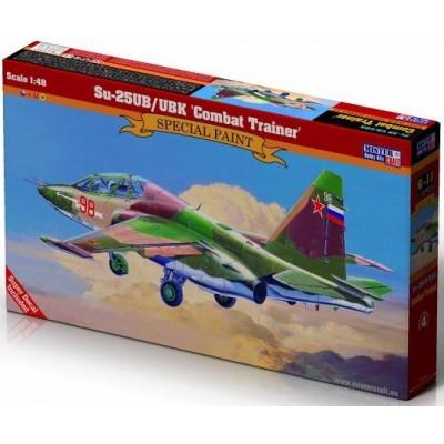 SUKHOI SU-25 UB / UBK FROGFOOT -1/48- Mister Hobby Craft 07011