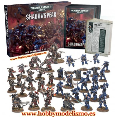 WARHAMMER 40000 SHADOWSPEAR