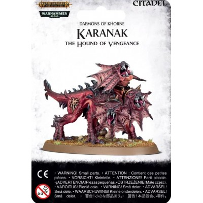 KARANAK THE HOUND OF VENGEANCE - GAMES WORKSHOP 97-64