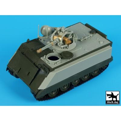SET DE CONVERSION M-163 VULCAN -1/35- Black Dog T35185