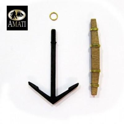 ANCLA ESPAÑOLA (30 mm) - Amati 4015-30