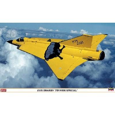 """SAAB J-35 S DRAKEN """"Finnish Special"""" -1/48- Hasegawa 07305"""