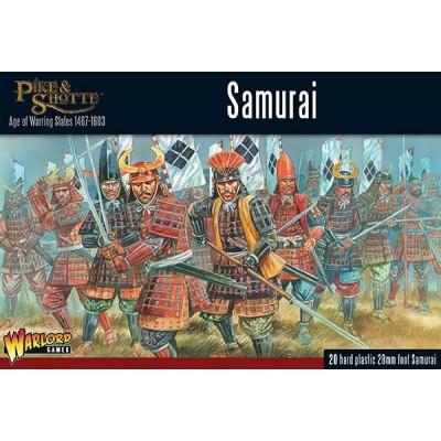 GUERREROS SAMURAI (20 Figuras) -1/56- Warlord Games 202014004