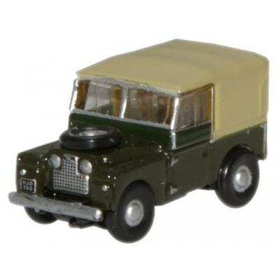 LAND ROVER 88 BRONZE GREEN - ESCALA N