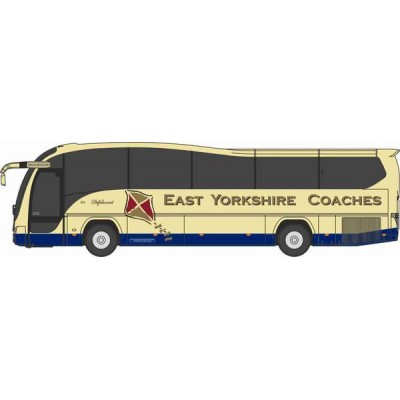 AUTOBUS EAST YORKSHIRE COACHES - ESCALA N - OXFORD FNPE009