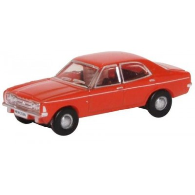 FORD CORTINA MK3 SEBRING RED - ESCALA N