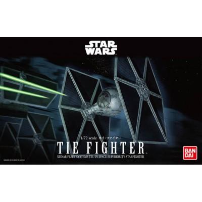 STAR WARS: TIE FIGHTER 1/72 - Bandai 01914870