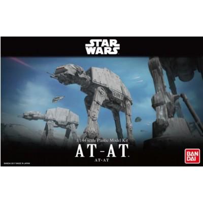 STAR WARS: AT-AT 1/144 - Bandai 0214476