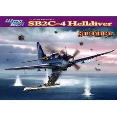 CURTISS SB2C-4 HELLDIVER -1/72- Dragon 5103