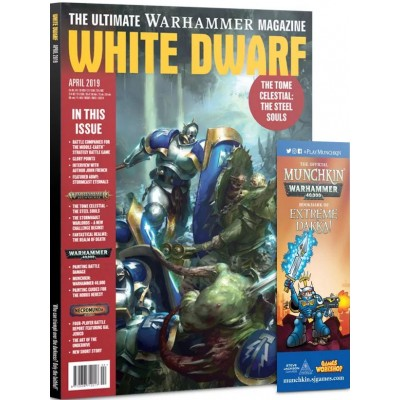 REVISTA WHITE DWARF ABRIL 2019 EN INGLES
