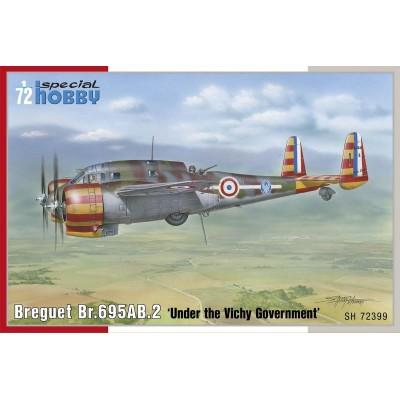 BREGUET Br. 695AB.2 -1/72- Special Hobby SH72399