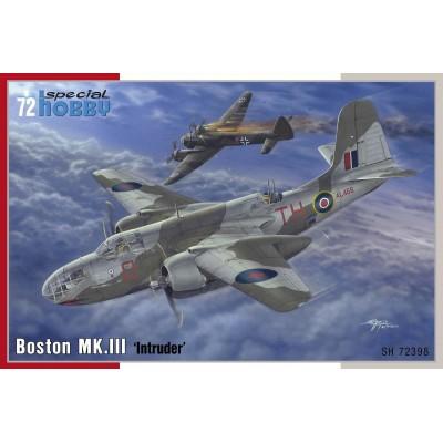 "DOUGLAS BOSTON MK-III ""Intruder"" -1/72- Special Hobby SH72398"
