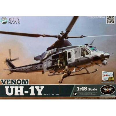 BELL UH-1 Y VENOM -1/48- Kitty Hawk KH80124