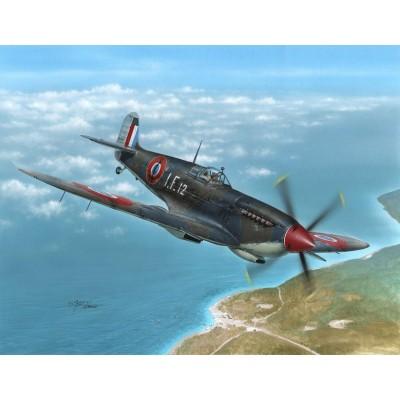 "SUPERMARINE SPITFIRE MK-III ""French Aeronavale & Irish Air Corps"" -1/48- Special Hobby SH48138"