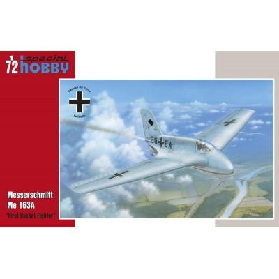 MESSERSCHMITT Me-163 A -1/72- Special Hobby SH72334