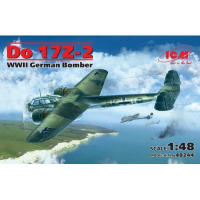 DORNIER DO-17 Z-2 -1/48- ICM 48244
