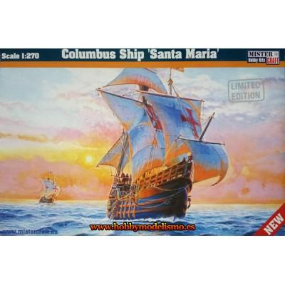 NAO SANTA MARIA - ESCALA 1/270 - mister craft 042127