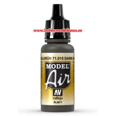 PINTURA ACRILICA GRIS OLIVA (17 ml)