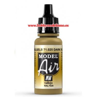 PINTURA ACRILICA AMARILLO PANZER (17 ml)