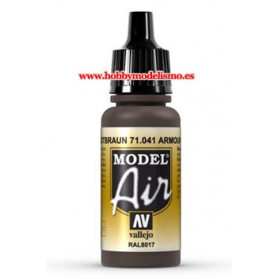 PINTURA ACRILICA MARRON PANZER (17 ml)