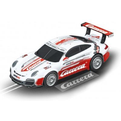 """PORSCHE 911 GT3 RSR Lechner Racing """"Carrera Race Taxi"""" -1/43- Carrera 20064103"""